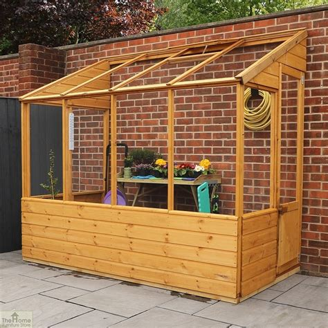 Lean To Wood Store Plans